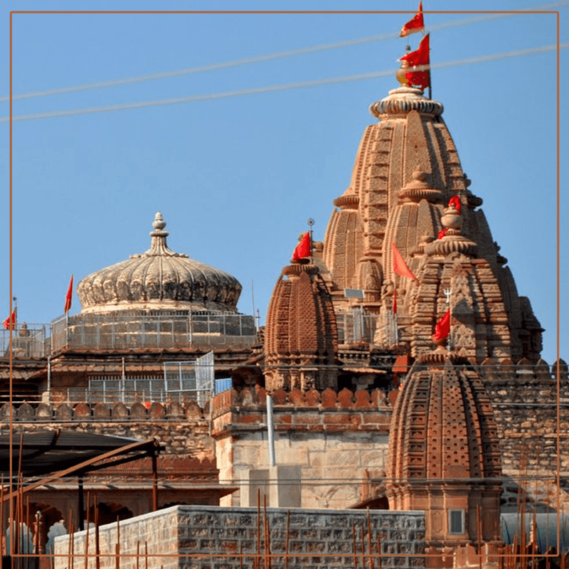 Visit The Sachchiya Mata Temple Located In Osian village.