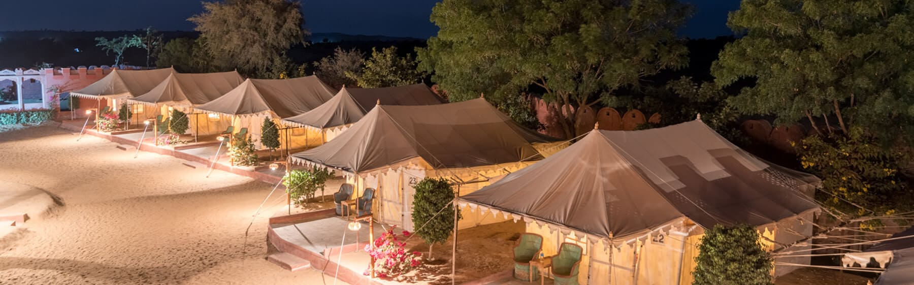 Spend a night in the beautiful luxury 