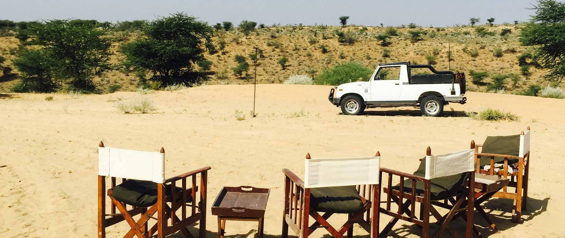 Taking a desert safari during your stay at Resort in Rajasthan will also give you the interesting way of life.